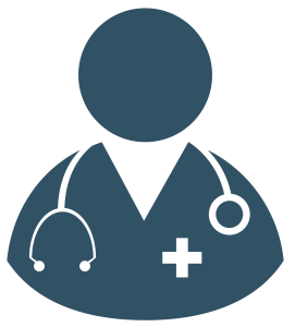 Veterinarian placeholder icon
